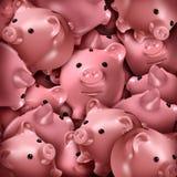 Besparingenkeus Stock Afbeelding