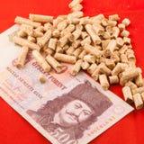 Besparingskorrel stock foto's