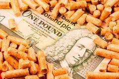 Besparingskorrel Stock Afbeeldingen