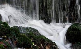 Besprutat vatten Arkivfoton