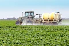 Bespuitende Pesticiden - 4 stock foto