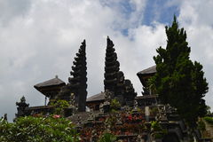 Bessakih Sacral Temple in Bali Island Royalty Free Stock Images