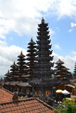 Bessakih Sacral Temple in Bali Island Royalty Free Stock Photography