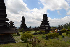 Bessakih Sacral Temple in Bali Island Stock Images