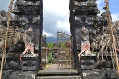 Bessakih Sacral Temple in Bali Island. General Sacral Buddhism Hinduism Temple in Bali Island - Pura Bessakih Stock Photos