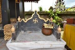 Bessakih Sacral Temple in Bali Island. General Sacral Buddhism Hinduism Temple in Bali Island - Pura Bessakih Royalty Free Stock Photos