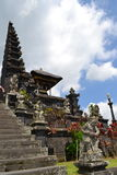 Bessakih Sacral Temple in Bali Island Royalty Free Stock Photos