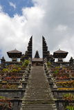 Bessakih Sacral Temple in Bali Island Stock Photography