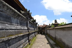 Bessakih Sacral Temple in Bali Island Stock Photos