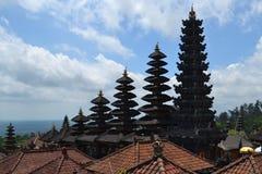Bessakih Sakralna świątynia w Bali wyspie Obrazy Royalty Free