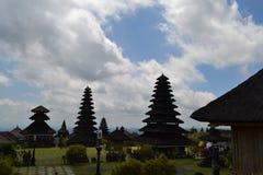 Bessakih Sakralna świątynia w Bali wyspie Zdjęcie Royalty Free