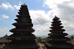 Bessakih Sakralna świątynia w Bali wyspie Zdjęcia Stock