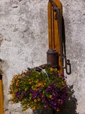 Bessans,savoie,france Royalty Free Stock Images