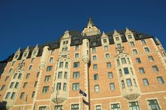 Bessborough Hotel Royalty Free Stock Photos