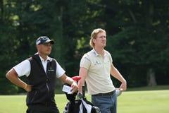 besseling wil профессионала игрока в гольф Стоковая Фотография