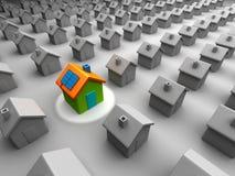 Besseres Haus Lizenzfreie Stockbilder