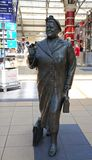 Bessie Braddock statue, Liverpool. Royalty Free Stock Photo
