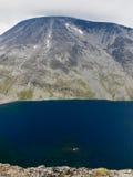 Bessvatnet lake, Jotunheimen NP, Norway Royalty Free Stock Image