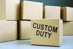 Beställnings- arbetsuppgift för stämpel på asken arkivfoto