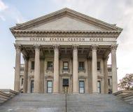 Beställnings- hus för USA Fotografering för Bildbyråer
