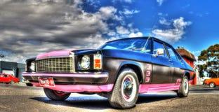 Beställnings- 70-talaustralier Holden GTS Monaro Royaltyfria Bilder
