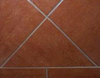 Beställnings- vägg för tegelplattabadrumbacksplash arkivbilder