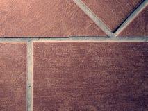 Beställnings- vägg för tegelplattabadrumbacksplash royaltyfri fotografi