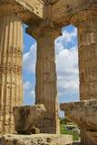 bestämt tempel Royaltyfria Bilder