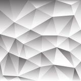 bestående trianglar för abstrakt bakgrund Arkivbild