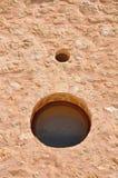 Beståndsdelar av bakgrunden Dörrar fönster, väggar Royaltyfria Foton