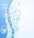 Beståndsdelar för blom- design Royaltyfri Illustrationer