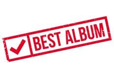 Best Album rubber stamp Stock Photo