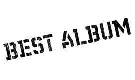 Best Album rubber stamp Stock Image