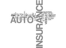 Best Auto Insurance How To Find It The Right Wayword Cloud. BEST AUTO INSURANCE HOW TO FIND IT THE RIGHT WAY TEXT WORD CLOUD CONCEPT Royalty Free Stock Photos
