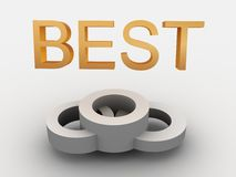 Best of the best Stock Photography