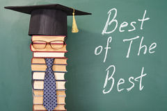 Best of the best. Funny concept Royalty Free Stock Photos