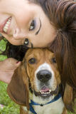 Best Buddies royalty free stock photography