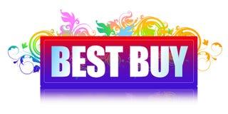 Best buy design Stock Image