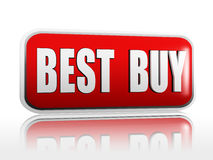 Best buy Royalty Free Stock Photography