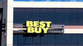 Best Buy Corporate Headquarters Building stock video footage