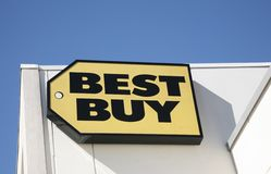 Best Buy Electronics Store Stock Photo