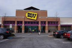 Best Buy elektronika użytkowa sklep Zdjęcia Stock