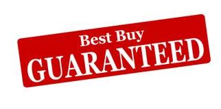 Best Buy ha garantito Immagini Stock