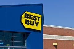 Best Buy handlu detalicznego lokacja III Zdjęcia Stock