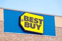 Best Buy Sign Royalty Free Stock Images