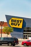 Best Buy sklep detaliczny Zdjęcie Royalty Free