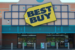 Best Buy store Stock Photos