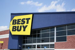 Best Buy Royalty Free Stock Image