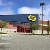 Best Buy storefront Royalty-vrije Stock Afbeelding