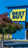 Best Buy Electronics Store stock images